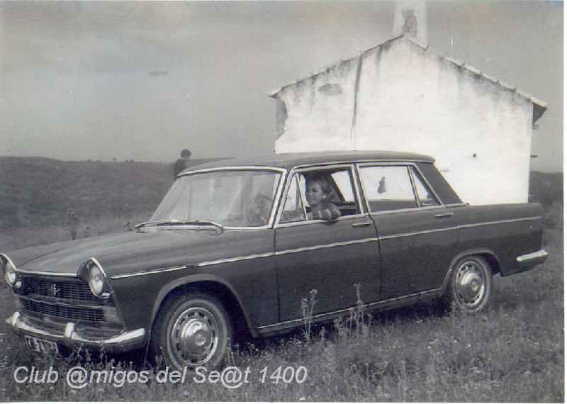 Fotos del Modelo Seat 1400 C